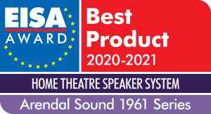 EISA-Award-Arendal-Sound-1961-Series