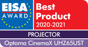 EISA-Award-Optoma-CinemaX-UHZ65UST