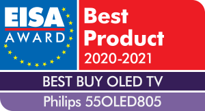 EISA-Award-Philips-55OLED805