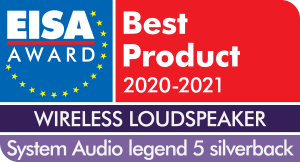 EISA-Award-System-Audio-legend-5-silverback