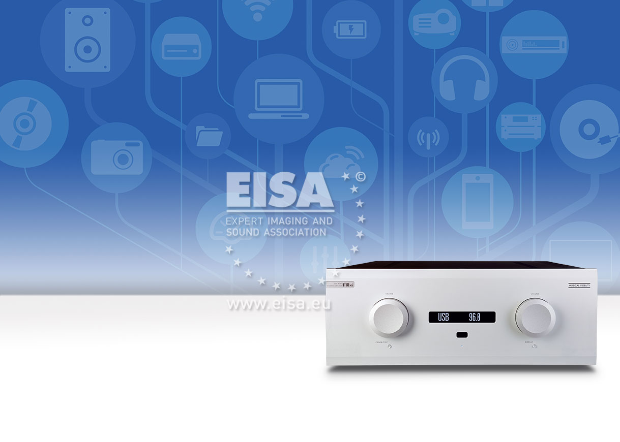 Musical Fidelity M8xi | EISA – Expert Imaging and Sound Association