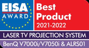 BenQ V7000i/V7050i and ALRS01 | EISA – Expert Imaging and Sound Association
